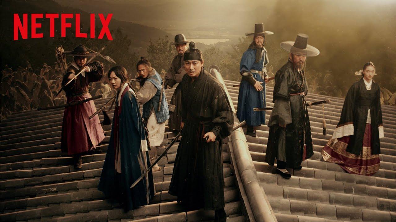 Bom tấn 'Kingdom 2' phát hành poster chính và ấn định ngày ra mắt