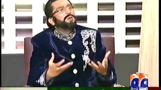 Awesome Parody of Amir Liaquat 720p HD In Khabarnak