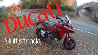 getlinkyoutube.com-A some what excited rider review of the new Ducati Multistrada