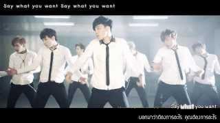 getlinkyoutube.com-[Karaoke+Thaisub] 상남자 (Boy in Luv) - BTS (방탄소년단)
