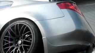 Agency Power TI Single Exit (Infiniti G35 Coupe)