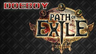 getlinkyoutube.com-Path of Exile 2.0 CoC Cyclone The Alluring Abyss Uber Kill (almost deathless)