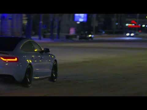 Спортивные тормоза на Audi S5