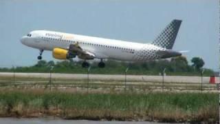 getlinkyoutube.com-Spotting day @ Venice Airport VCE - LIPZ --HD--