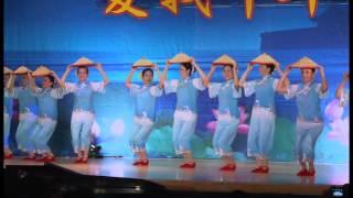 乡间的小路 彩风舞蹈团