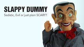 getlinkyoutube.com-Slappy Dummy - Celebrity Ventriloquist Doll