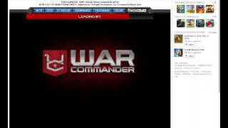 getlinkyoutube.com-War commander  ERROR 2033 SAVE 2015