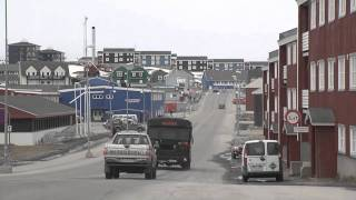 getlinkyoutube.com-Nuuk - the largest city of Greenland [HD]