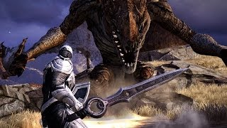 getlinkyoutube.com-Infinity Blade 3 - Dragon's Death