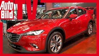 getlinkyoutube.com-Mazda CX-4 (Auto China 2016) Preview