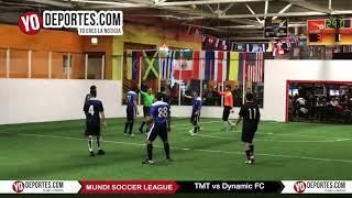 TMT vs. Dynamic FC Mundi Soccer League