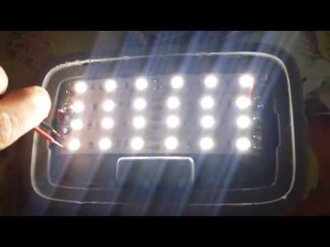 Подсветка салона Led Cree Kia Cerato 3 Forte
