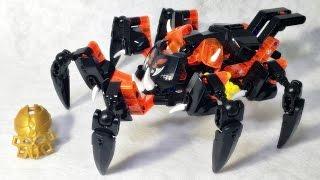 레고 바이오니클 해골 거미의 왕 스컬 스파이더 조립 리뷰 Lego bionicle 70790 Lord of Skull Spiders