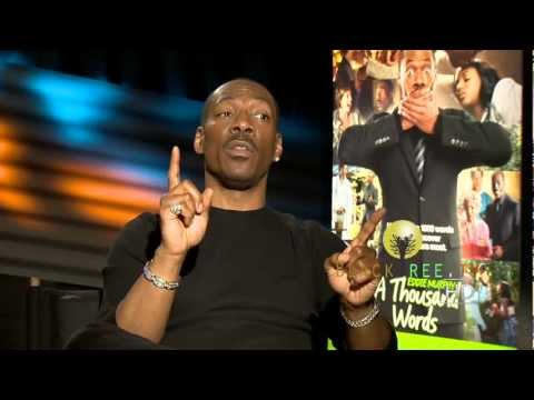 Eddie Murphy talks about coming back for Kevin Hart | A Thousand Words