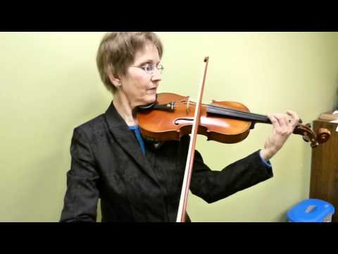 Violin Class 4: Twinkle Variations and Theme