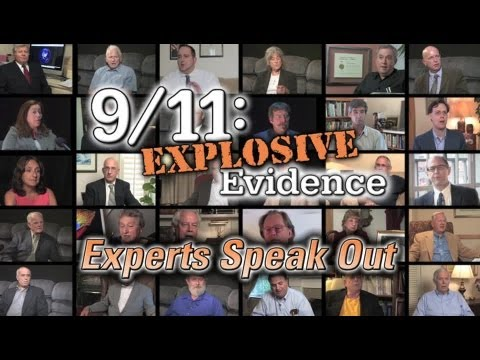 9/11: Explosive Evidence - Experts Speak Out ( Free 1-hour version )