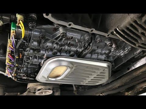Замена масла АКПП Volkswagen Passat B5