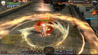 getlinkyoutube.com-[Dragon nest] Lancea Sting Breezer  Solo Black Dragon Nest Memorial First Part