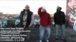 Cuban Link (Feat. Mysonne & Poerilla) - NY State Of Mind