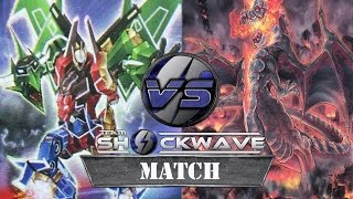 getlinkyoutube.com-Super Quantum vs Kaiju Graydle Match