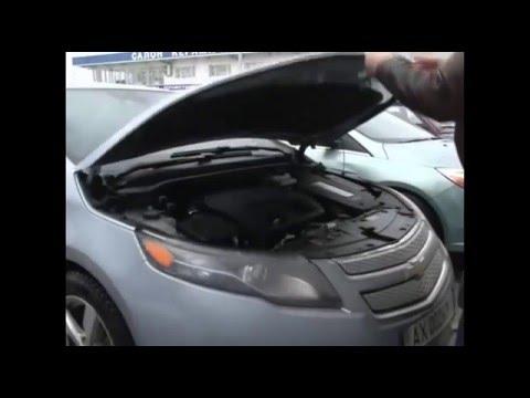 Электромобили Chevrolet Volt (Шевроле Вольт) и Ford Focus Electric (Форд Фокус Электро)