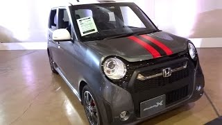 getlinkyoutube.com-Ⓚ HONDA N-ONE Moduro X ホンダ N-ONE モデューロX  軽自動車