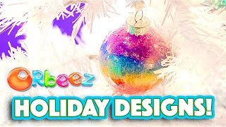 getlinkyoutube.com-Orbeez Girls Holiday Decorations with Orbeez DIY | Official Orbeez