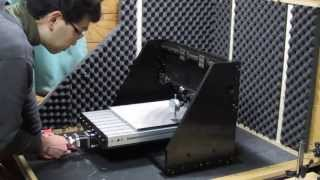Homemade CNC milling machine 自作CNCフライス盤の組立
