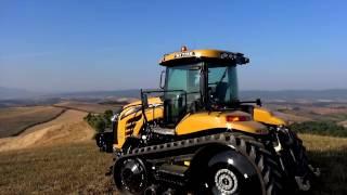 Challenger Track Tractor MT700E 2016