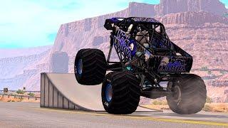 getlinkyoutube.com-Epic High Speed Jumps #1 – BeamNG Drive