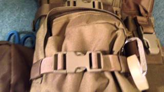 getlinkyoutube.com-My Plate Carrier Set Up (TAG Banshee) HD