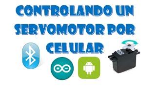 getlinkyoutube.com-Controlando un servomotor por bluetooth (HC - 06 & Arduino)