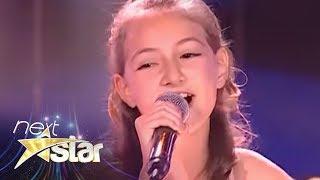 "getlinkyoutube.com-Elena Hasna - Celine Dion - ""I surrender"" - Next Star"