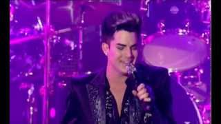 "getlinkyoutube.com-14. Queen & Adam Lambert ""I Want to Break Free""(Live in Kiev)"
