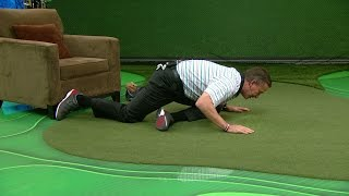 getlinkyoutube.com-The Golf Fix:  3 Basic Stretches for Golf | Golf Channel