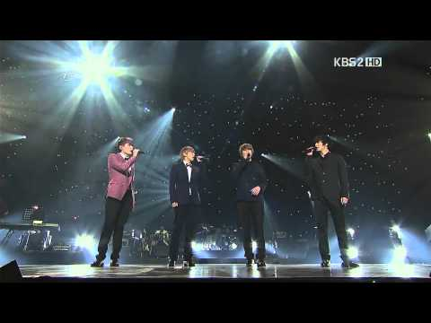 110930 Super Junior KRY & SungMin - Sad Fate @Sketchbook