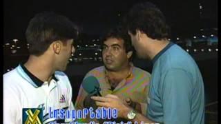El Insoportable, El Piojo López - Videomatch 98
