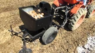 getlinkyoutube.com-Gary's Potatoe Planter