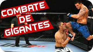 getlinkyoutube.com-EA Sports UFC : Combate de Gigantes