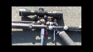 getlinkyoutube.com-Homemade semi automatic airgun (bb airsoft sniper rifle)