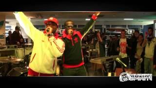Youssoupha - La foule (live) (showcase adidas)