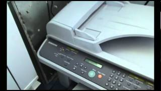 getlinkyoutube.com-Samsung SCX-4521f - Power supply repair-no power