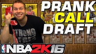 getlinkyoutube.com-PRANK CALLING NBA 2K16 DRAFT