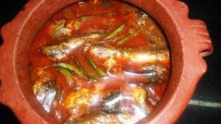 getlinkyoutube.com-chala kootan-Nadan mathi recipe-mathi mulagittath-kerala fish curry.