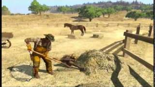 Red Dead Redemption Funny Moments 7: Drunk As A Skunk