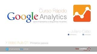 getlinkyoutube.com-Criando a conta no Google Analytics - Curso para Blogueiros Iniciantes
