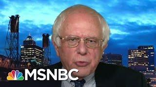 getlinkyoutube.com-Bernie Sanders On Donald Trump's Filthy Rich Cabinet | All In | MSNBC