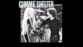 getlinkyoutube.com-The Rolling Stones - Gimme Shelter ft Lady Gaga (Audio)