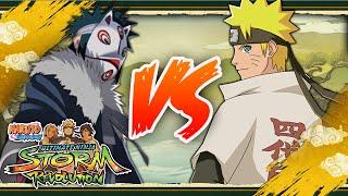 getlinkyoutube.com-[PC] NARUTO SHIPPUDEN: Ultimate Ninja STORM REVOLUTION | Menma VS Hokage Naruto