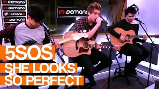 getlinkyoutube.com-5 Seconds of Summer - She Looks So Perfect   Live Session
